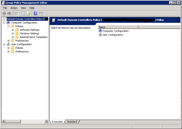 Grant user local logon rights via group policy  | Another